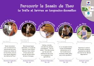 Affiche RSA - Le Trèfle & Femmes en LR