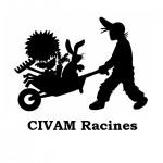 Logo CIVAM RACINES