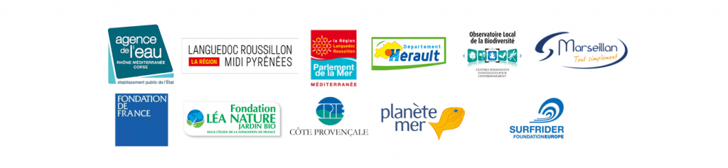 Logo partenaires financiers