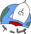 Cap au large - Logo pour Cpie