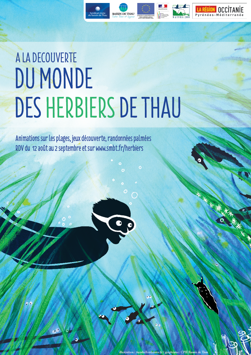 Affiche campagne herbiers cpie